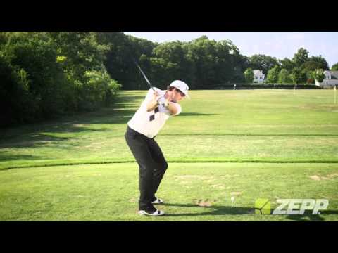 Zepp Swing Analysis – Keegan Bradley – Club/Hand Plane