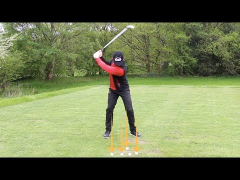 GOLF SWING MADE SIMPLE (MIRACLE DRILL!!)