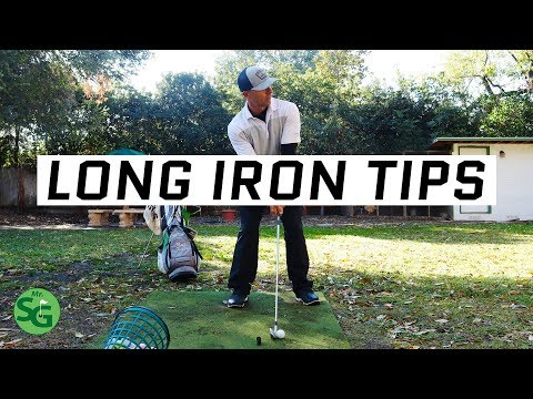 5 Tips to Hit Long Irons Pure and Straight!