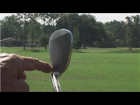 Golf Tips : Golf Tips for Hitting Irons With No Offset