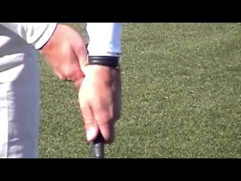 Golf Grip: Perfect Left Hand Grip Placement