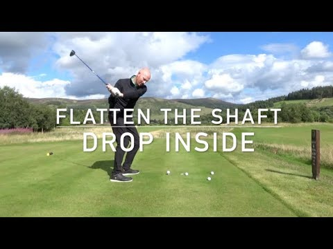 Flatten swing plane drop inside consistent path Eureka