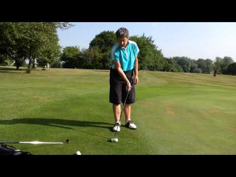 Vivien Saunders Golf Tips – Short Chipping and Pitching