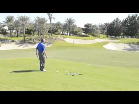 Golf Tips: Practice Chipping Drill