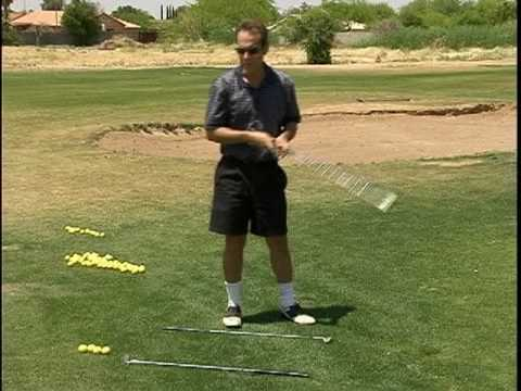 Golf Chipping Tips : Chipping Open Club Face Golf Tips