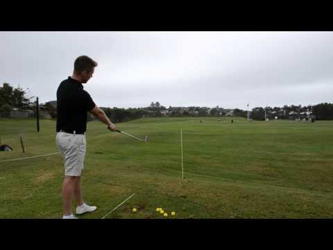 Golf Tips: Driving Range Drills
