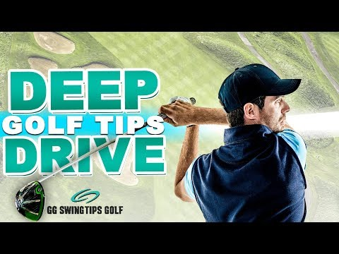 Swing Drill Deepens Golf Driving Distance In Minutes