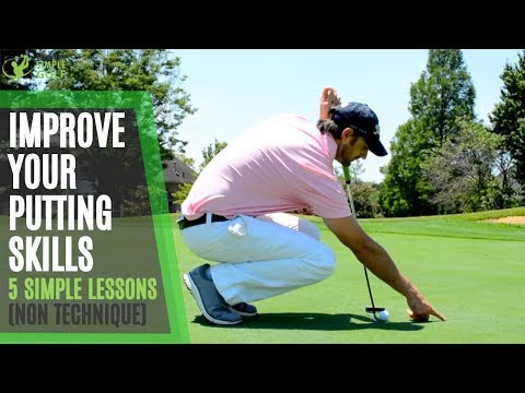 Improve Your Putting Skills With 5 simple tips