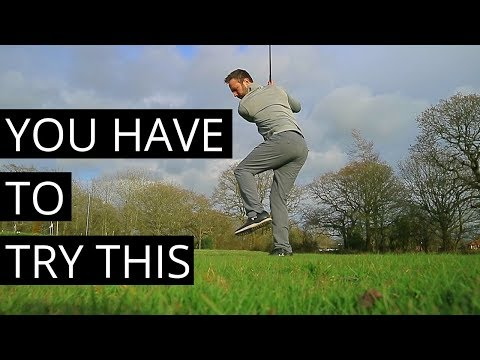 YOU HAVE TO TRY THIS SWING DRILL
