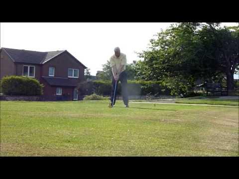 Lochmaben Seniors Golf in Pink