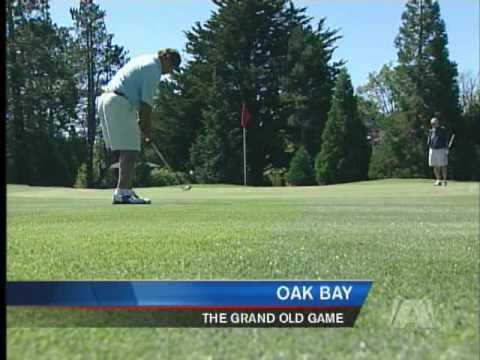 Seniors' Championship at Victoria Golf Club