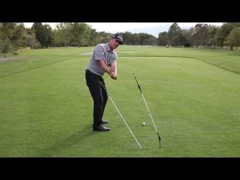 The Swing Plane Gate Drill with the Alignment Pro | Golf Training Aid | Golf Swing | Golf Tips