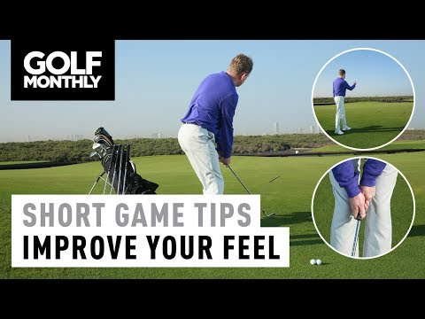 Short Game Tips – Improve Your Chipping Feel