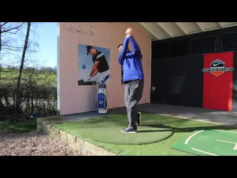Golf Tips: How to strike your irons pure