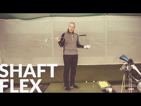 CHOOSE THE RIGHT SHAFT FLEX – Shawn Clement – Wisdom in Golf