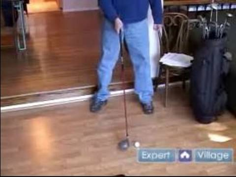 Golf Lessons for Beginners : Proper Golf Stance