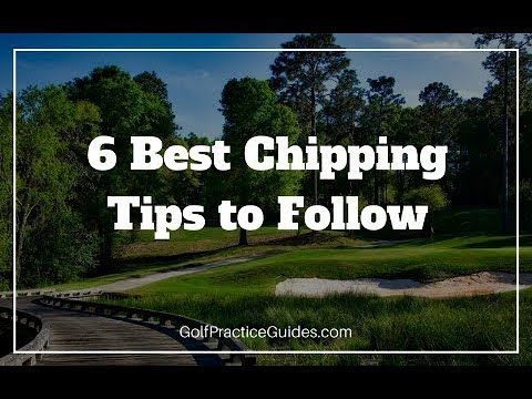 6 Best Golf Chipping Tips for Beginners – Nick Foy Golf