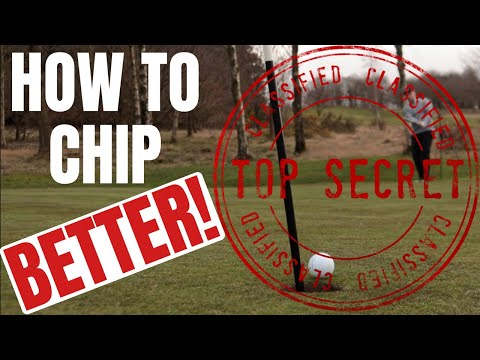 TOP SECRET TIPS TO IMPROVE YOUR CHIPPING!