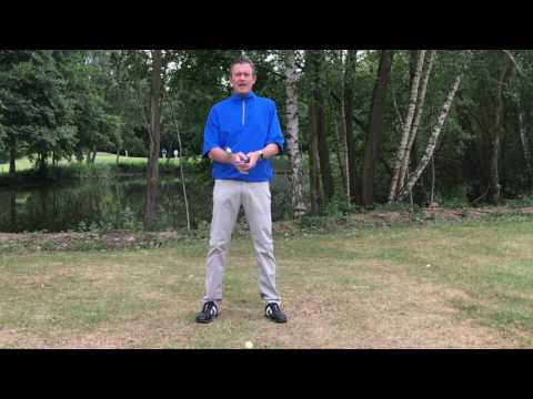 Short Golf video tip – Cure for hitting fat golf shots, wedges, irons. Short and simple!