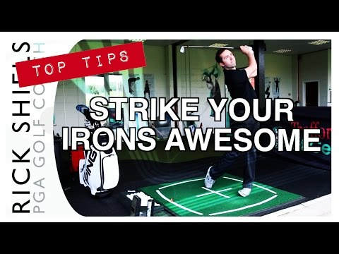 STRIKE YOUR IRONS AWESOME EVERY TIME