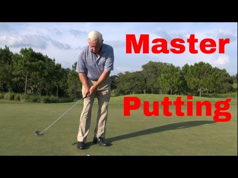 Golf Tips►Golf Lessons►Master your putting
