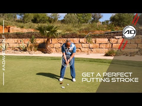 Golf –  How To Get A Perfect Putting Stroke