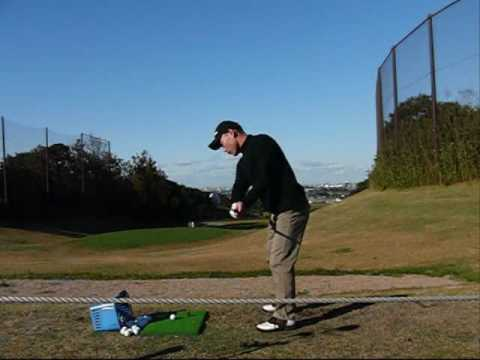 Left Handed Golf Swing, 8I, High Speed Camera by casio