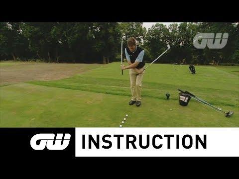 GW Instruction: Jeremy Dale Trick Shots – Lesson 4 – Left Hand Right Hand