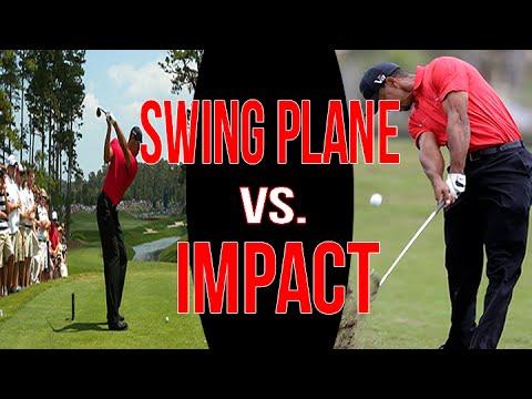 Swing Plane vs. Impact | Rotary Swing