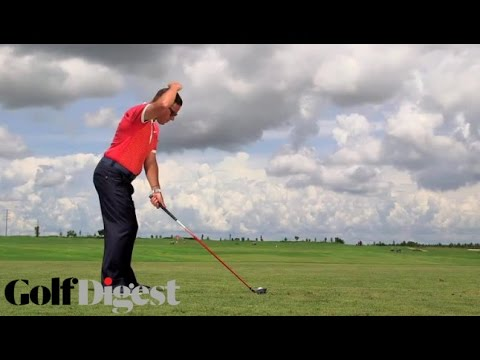Sean Foley: Don't Lift Your Head – Driving Tips – Golf Digest