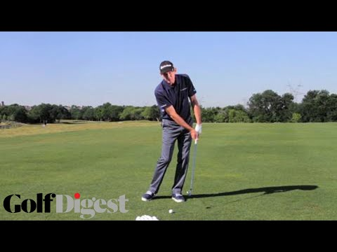 Hank Haney on How to Hit a Solid Iron Every Time   Chipping & Pitching Tips   Golf Digest