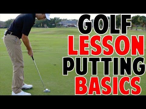 Golf Lessons | Putting Basics