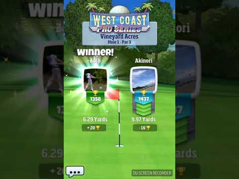 Golf clash beginners guide tour 7 part 2