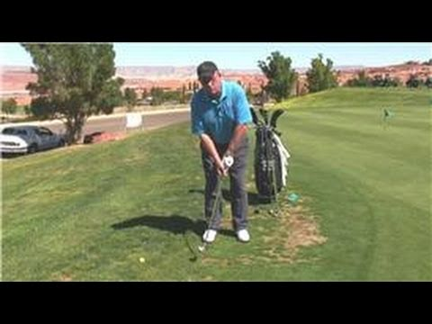 Golfing Tips : How to Improve Chipping Technique in Golf