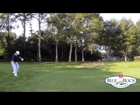 Blue Rock Golf Tips – Chipping on a Slope
