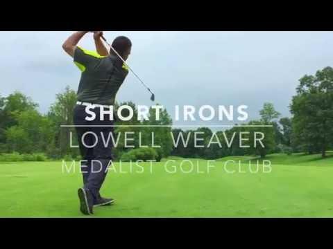 Golf  Tips: Short Irons