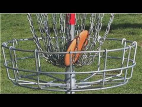 Disc Golf Tips & Techniques : Disc Golf Putting Techniques