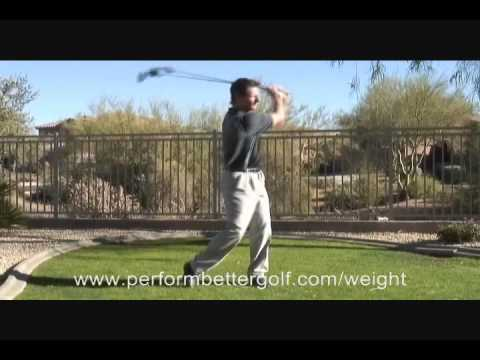How To Increase Driving Distance: Power Golf Swing Training Aid