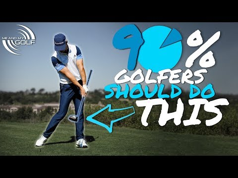 90% OF GOLFERS SHOULD DO THIS! | ME AND MY GOLF | MY SWING ANALYSIS