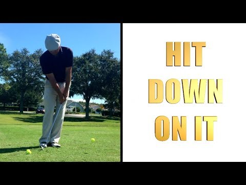 GOLF'S GREATEST LESSONS Chipping Tip