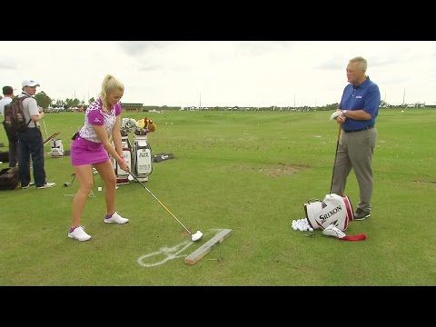 School of Golf: Last Drill of the Day   Golf Channel