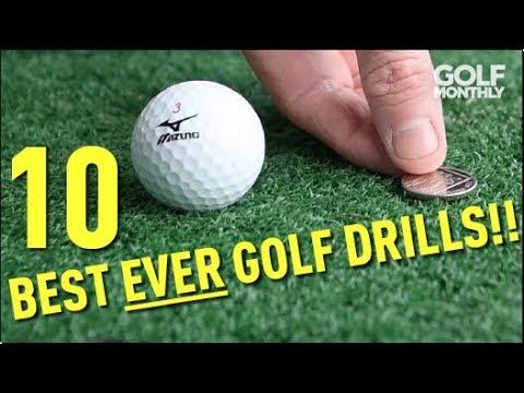 10 Best Golf Drills… EVER!! Golf Monthly