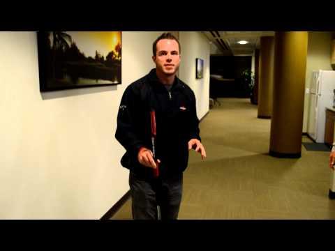 Callaway Office Tips – Arm Lock Putting Technique