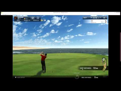 keviseeb WGT Putting Tips