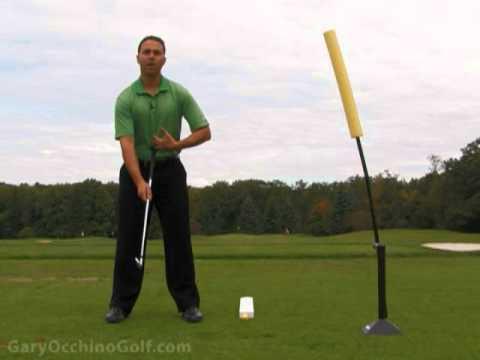 Golf Swing Hand Plane and Club Plane for Consistency- Gary Occhino Golf