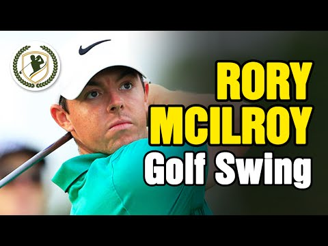RORY MCILROY SWING – SLOW MOTION PRO GOLF SWING ANALYSIS