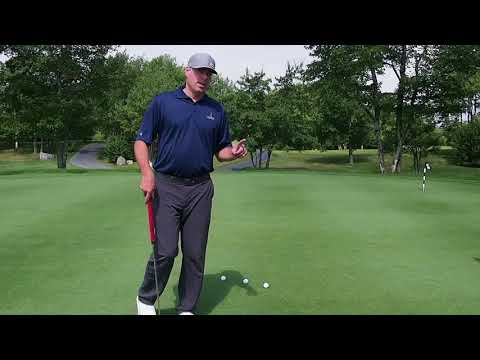 David Perry's Golf Clinic – 3 Simple Tips for Putting