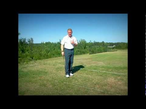 Golf tips: elbow bend in the back swing
