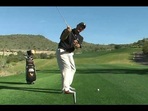 Golf Backswing key positions