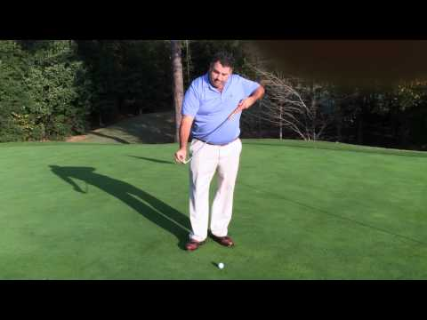 Golf Tips and Lessons:  How To Improve Your Distance Control In Putting
